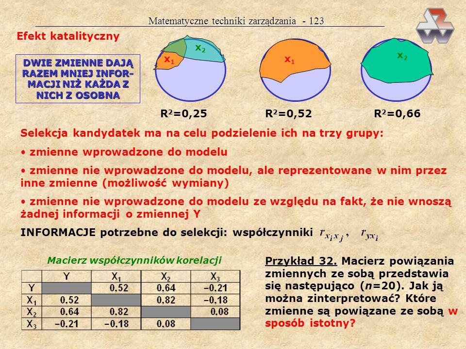 Matematyczne techniki zarządzania - 123