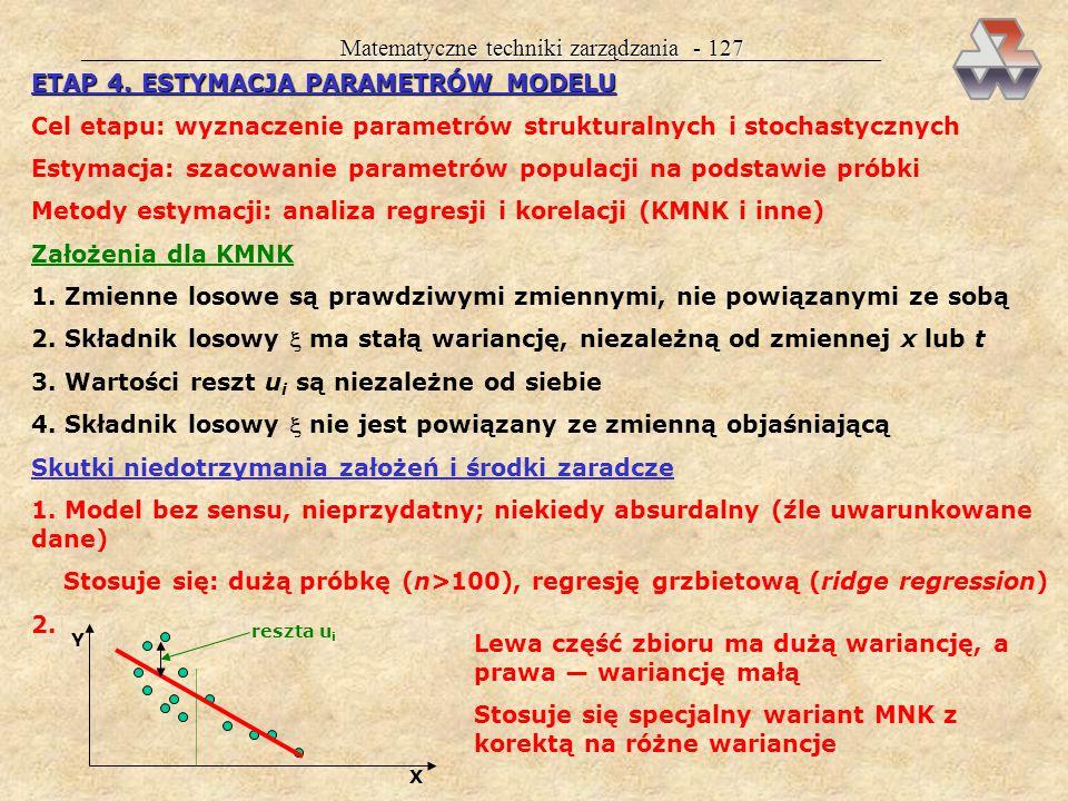 Matematyczne techniki zarządzania - 127