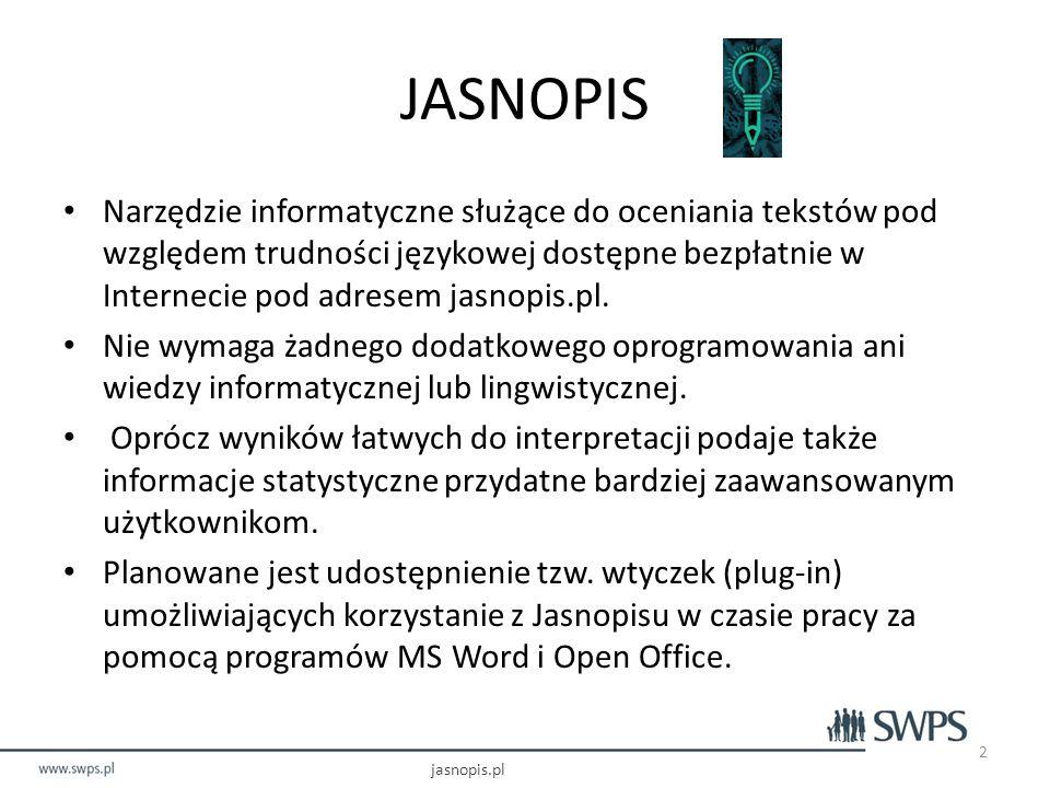 JASNOPIS