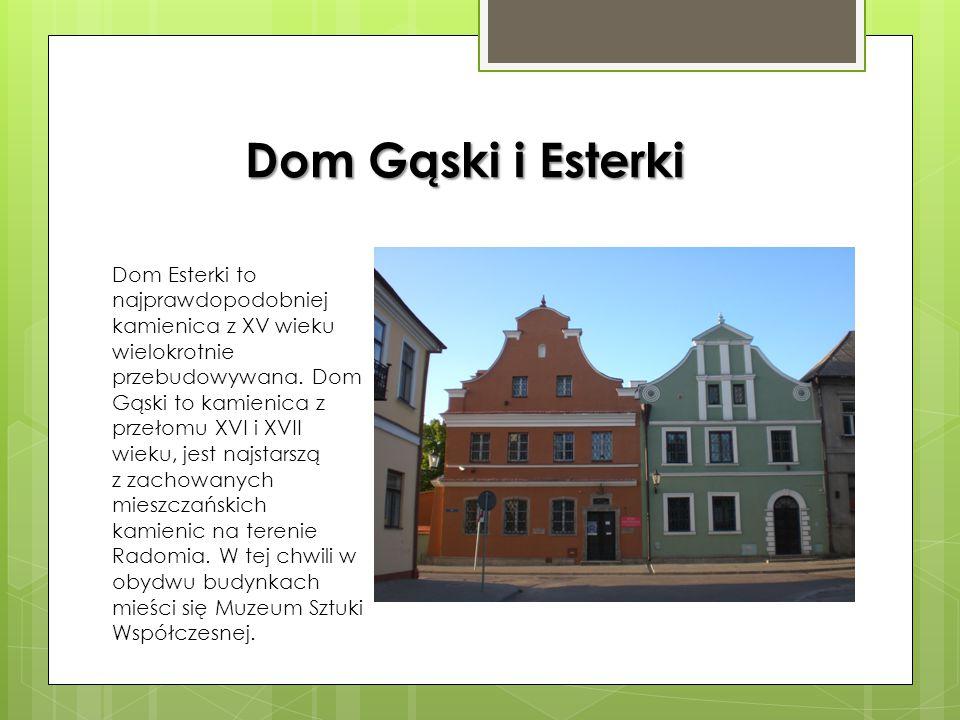 Dom Gąski i Esterki