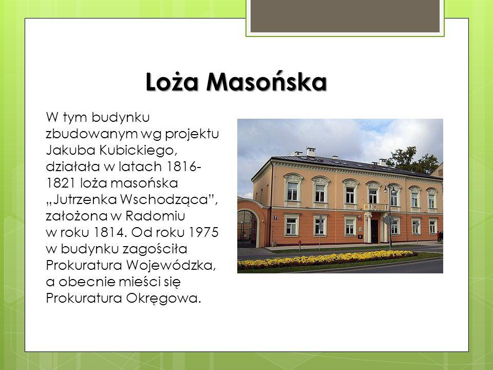 Loża Masońska