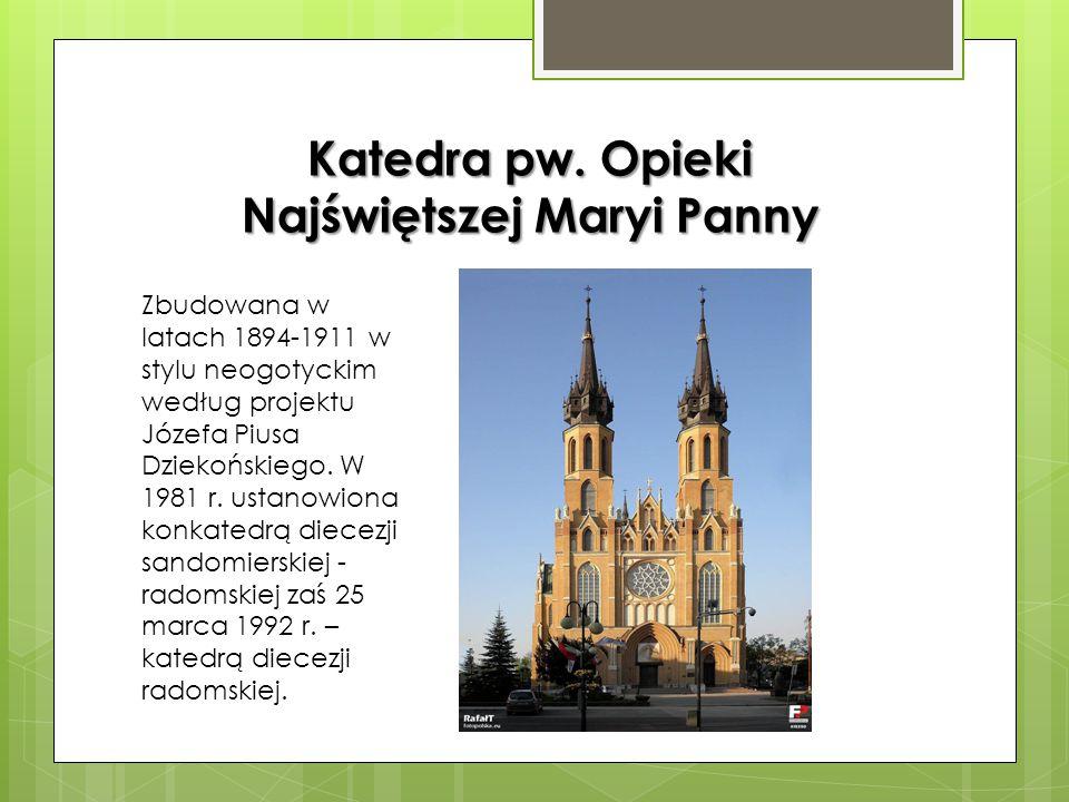 Katedra pw. Opieki Najświętszej Maryi Panny