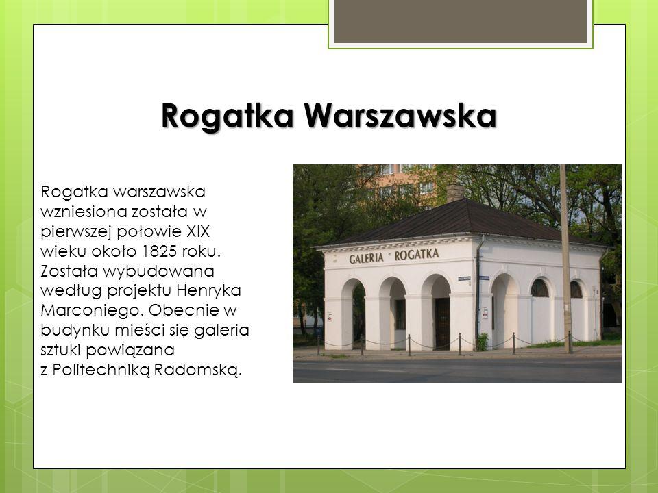 Rogatka Warszawska