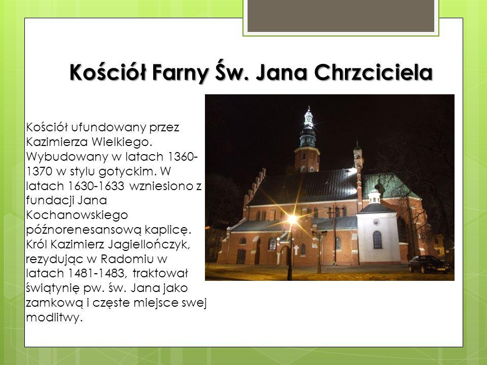 Kościół Farny Św. Jana Chrzciciela