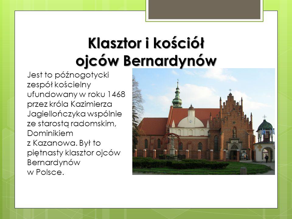 Klasztor i kościół ojców Bernardynów