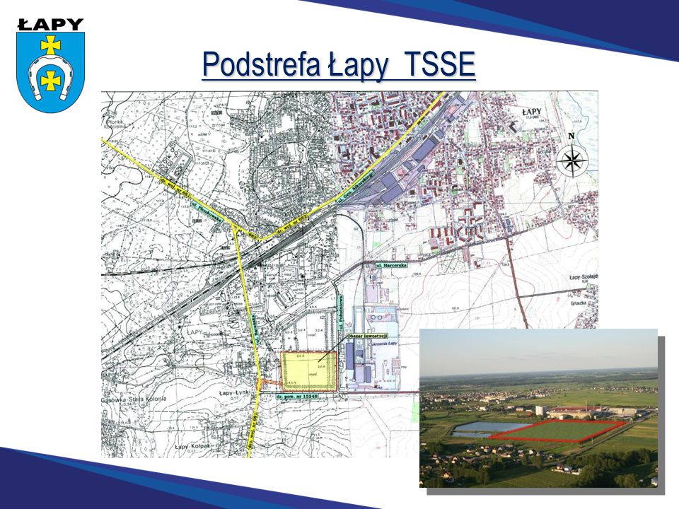 Podstrefa Łapy TSSE