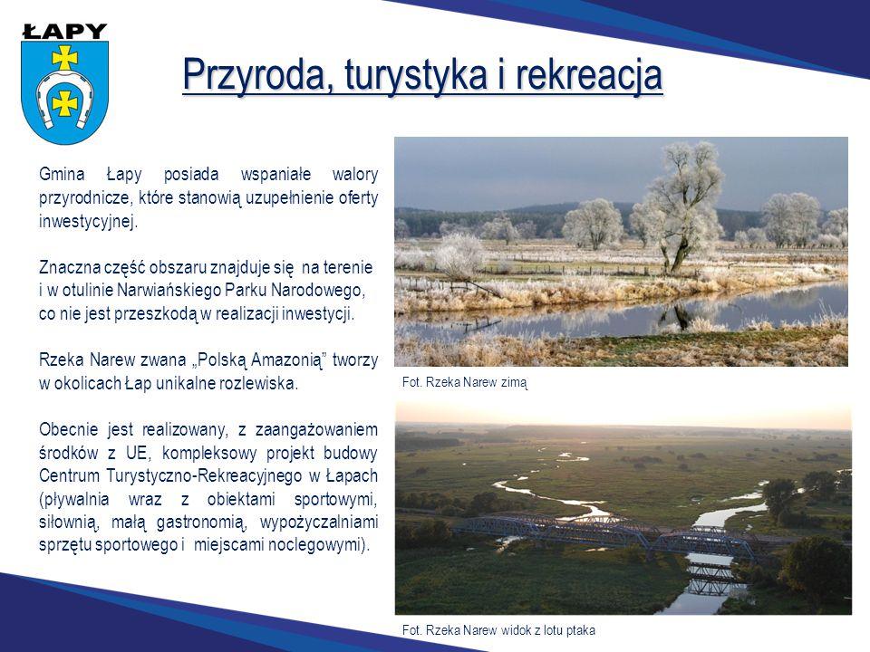 Przyroda, turystyka i rekreacja