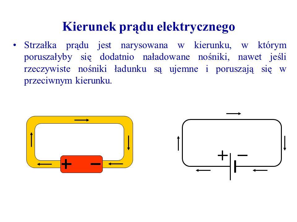 Kierunek prądu elektrycznego