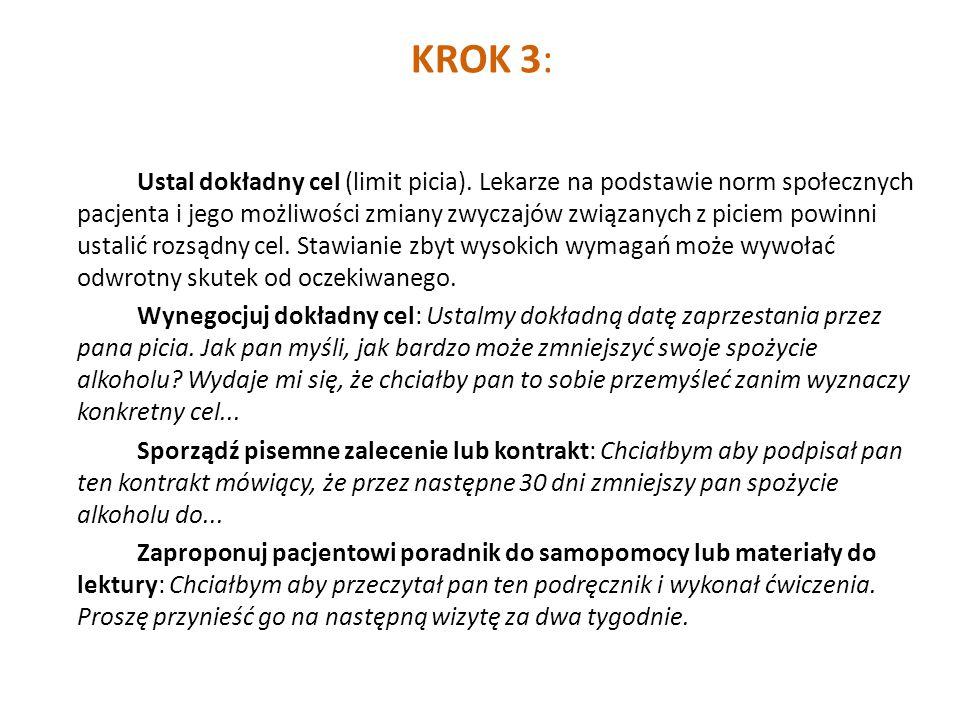 KROK 3: