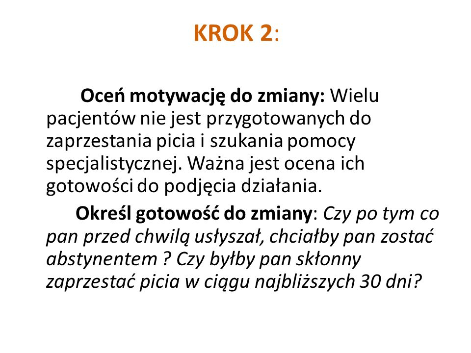 KROK 2: