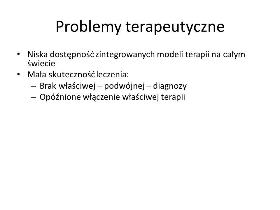 Problemy terapeutyczne