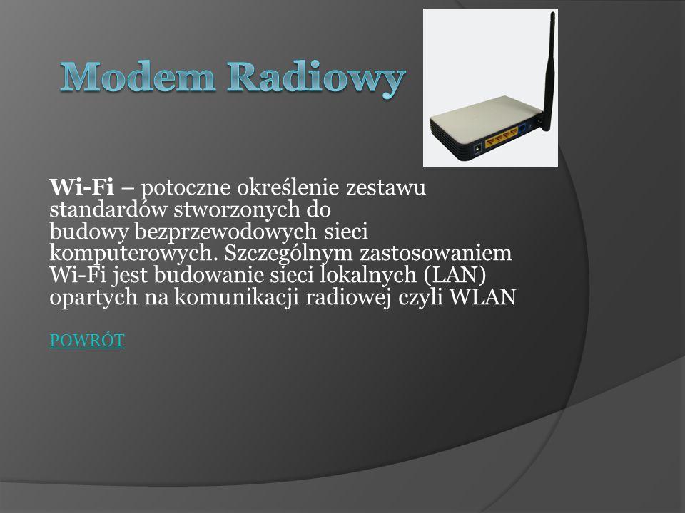 Modem Radiowy