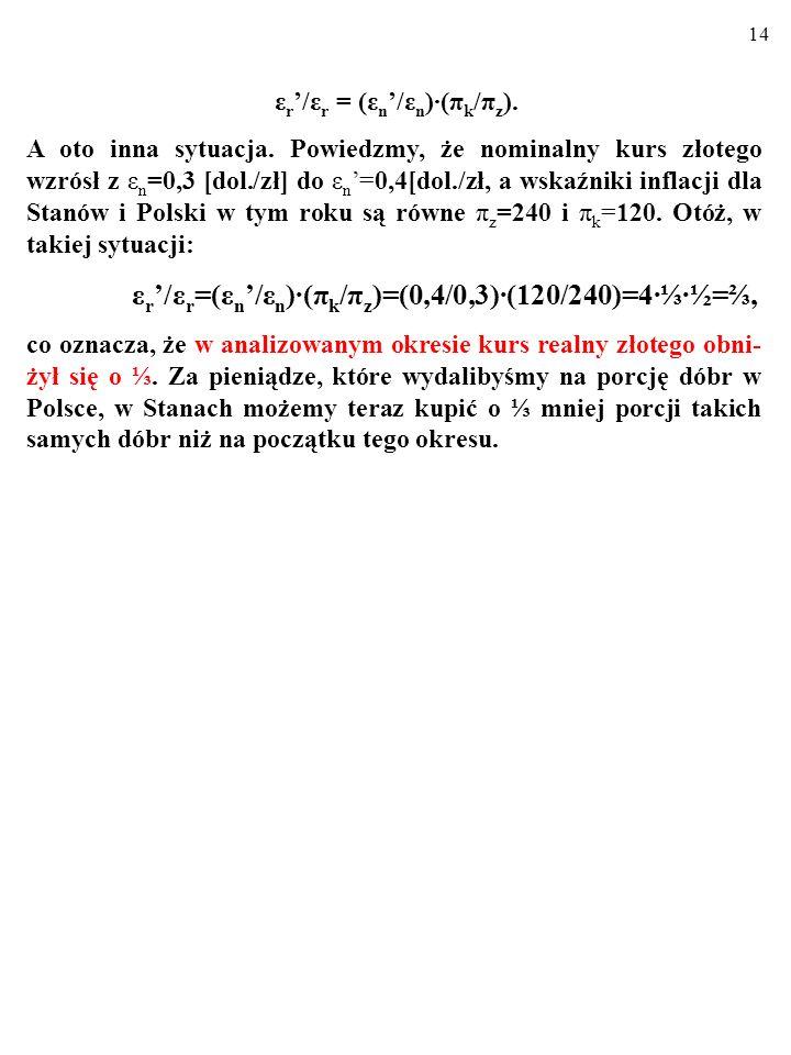 εr'/εr = (εn'/εn)∙(πk/πz).