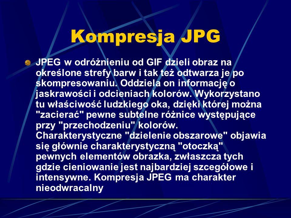 Kompresja JPG