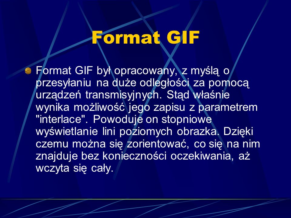 Format GIF