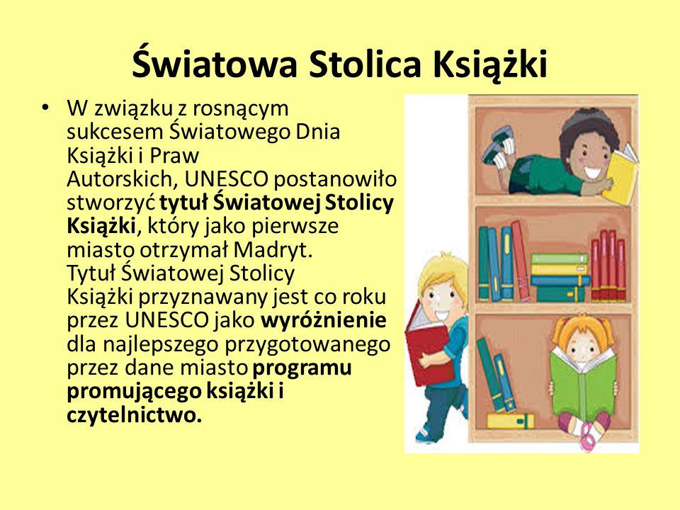 Światowa Stolica Książki