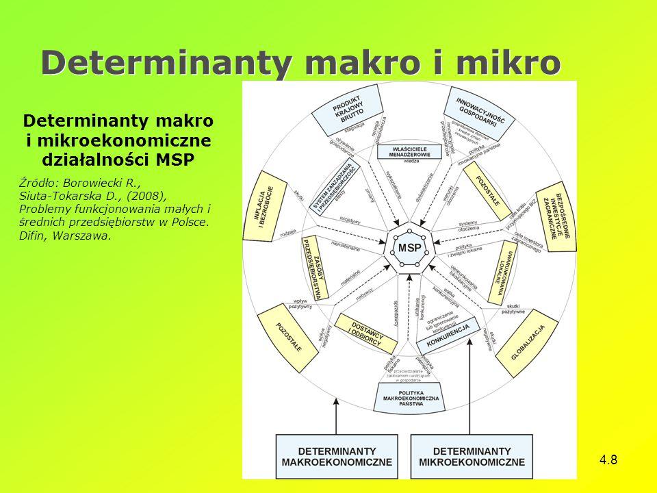 Determinanty makro i mikro