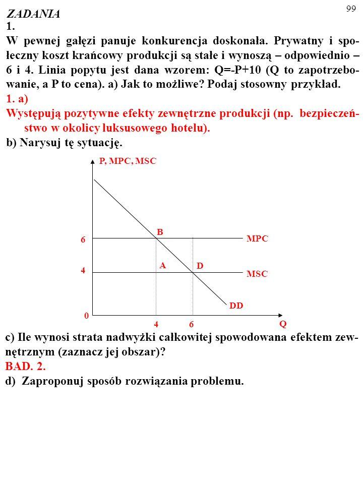 d) Zaproponuj sposób rozwiązania problemu.