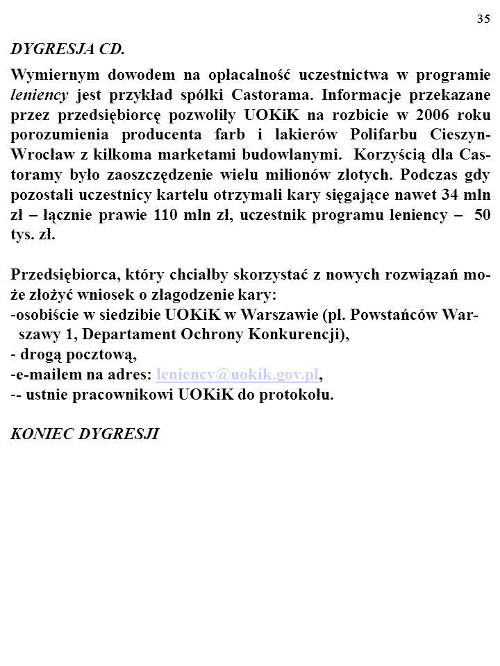 osobiście w siedzibie UOKiK w Warszawie (pl. Powstańców War-
