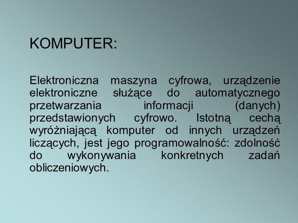 KOMPUTER: