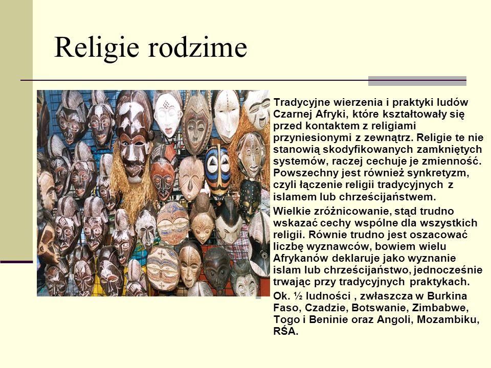 Religie rodzime