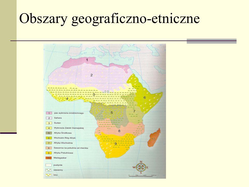 Obszary geograficzno-etniczne