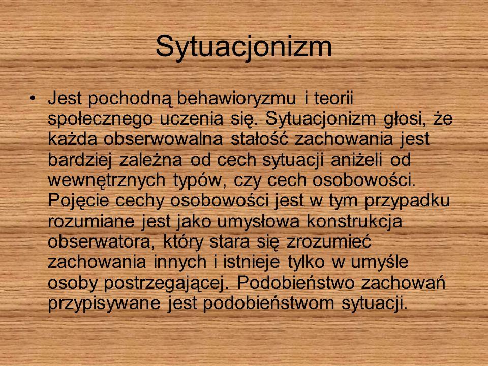 Sytuacjonizm