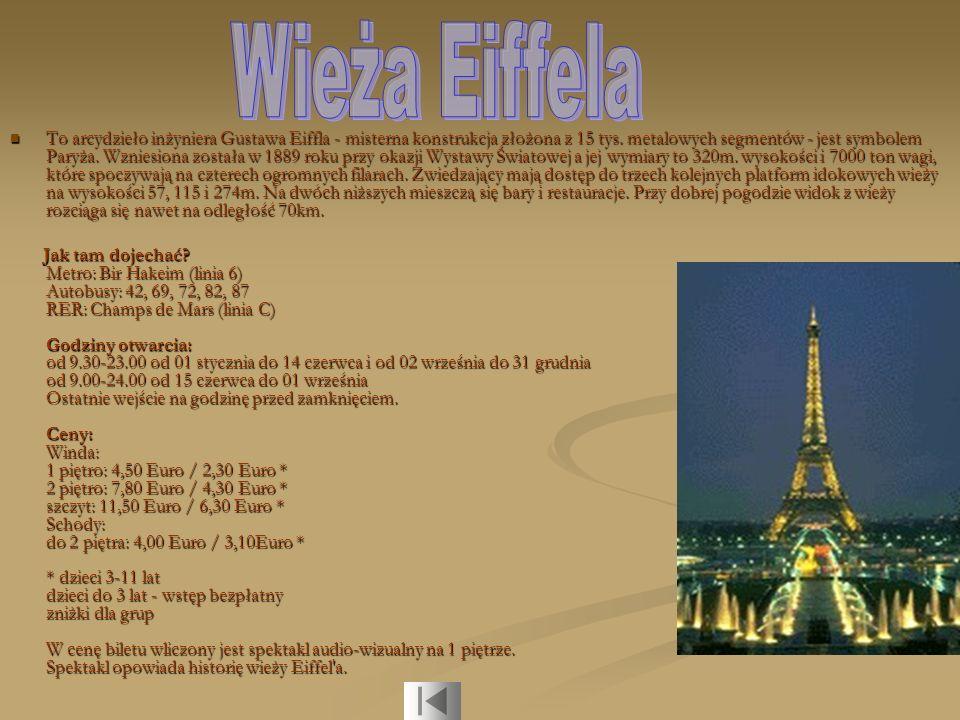 Wieża Eiffela