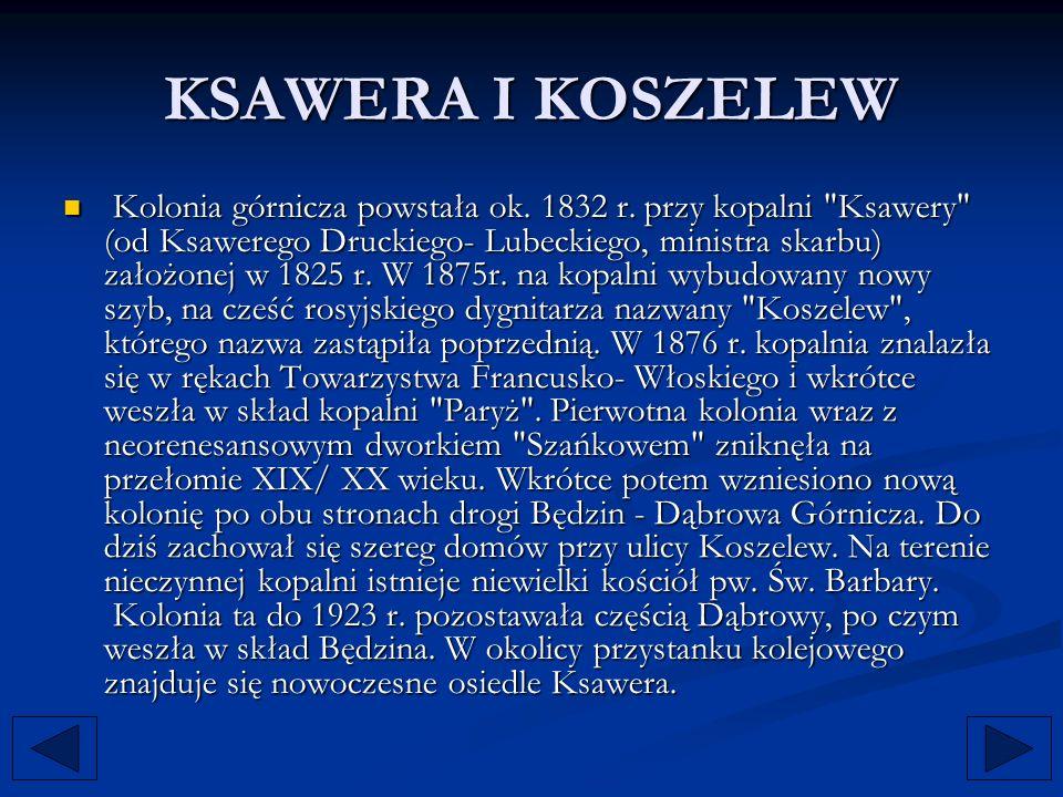 KSAWERA I KOSZELEW