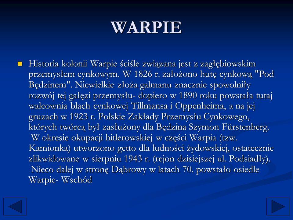 WARPIE