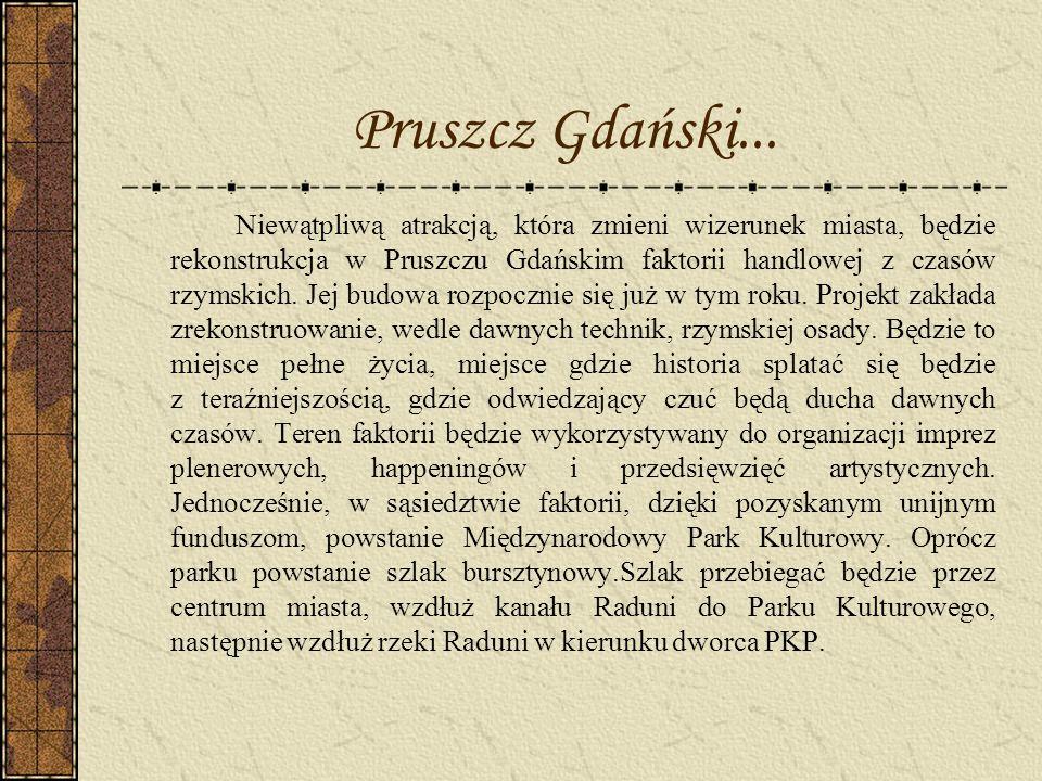 Pruszcz Gdański...