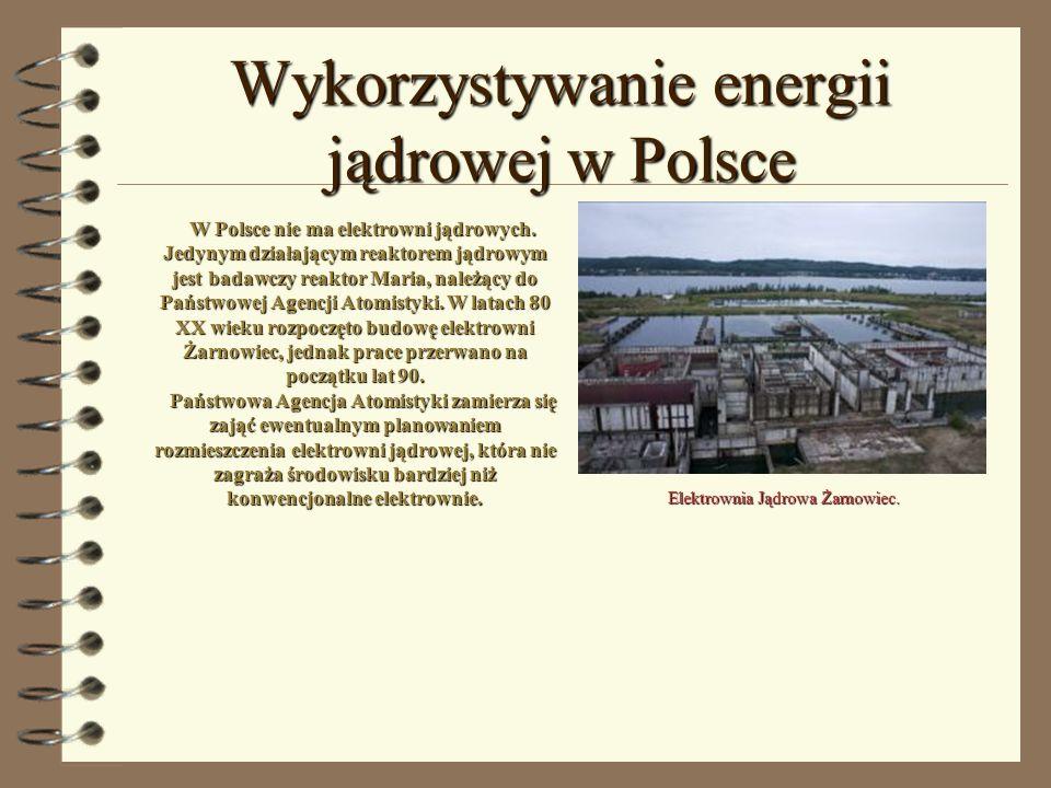 Wykorzystywanie energii jądrowej w Polsce