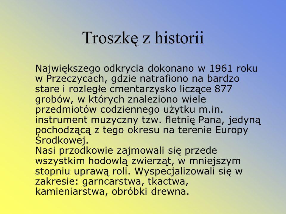 Troszkę z historii