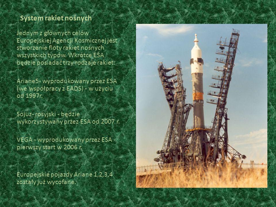 System rakiet nośnych