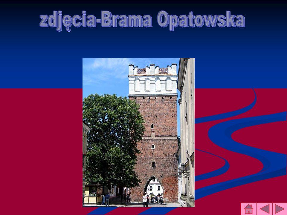 zdjęcia-Brama Opatowska