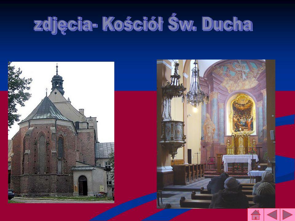 zdjęcia- Kościół Św. Ducha