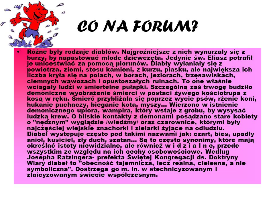 CO NA FORUM