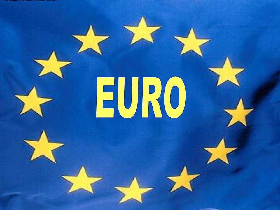 EURO Tak będzie wyglądać waluta Europy