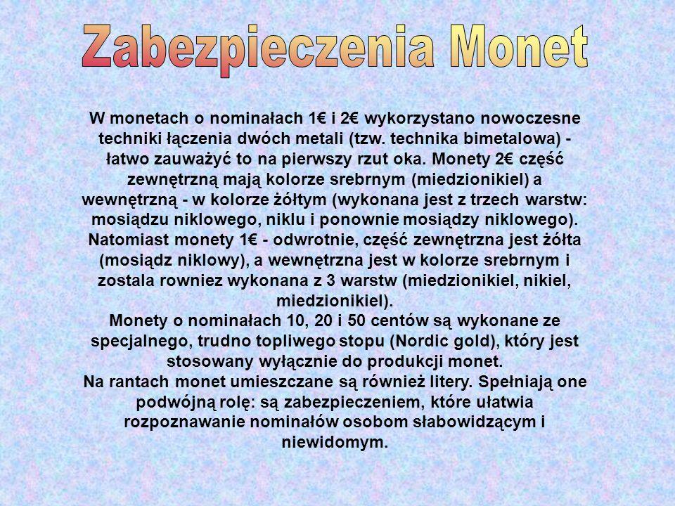 Zabezpieczenia Monet
