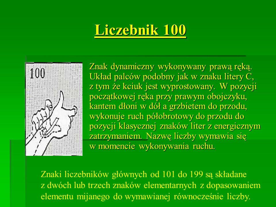 Liczebnik 100