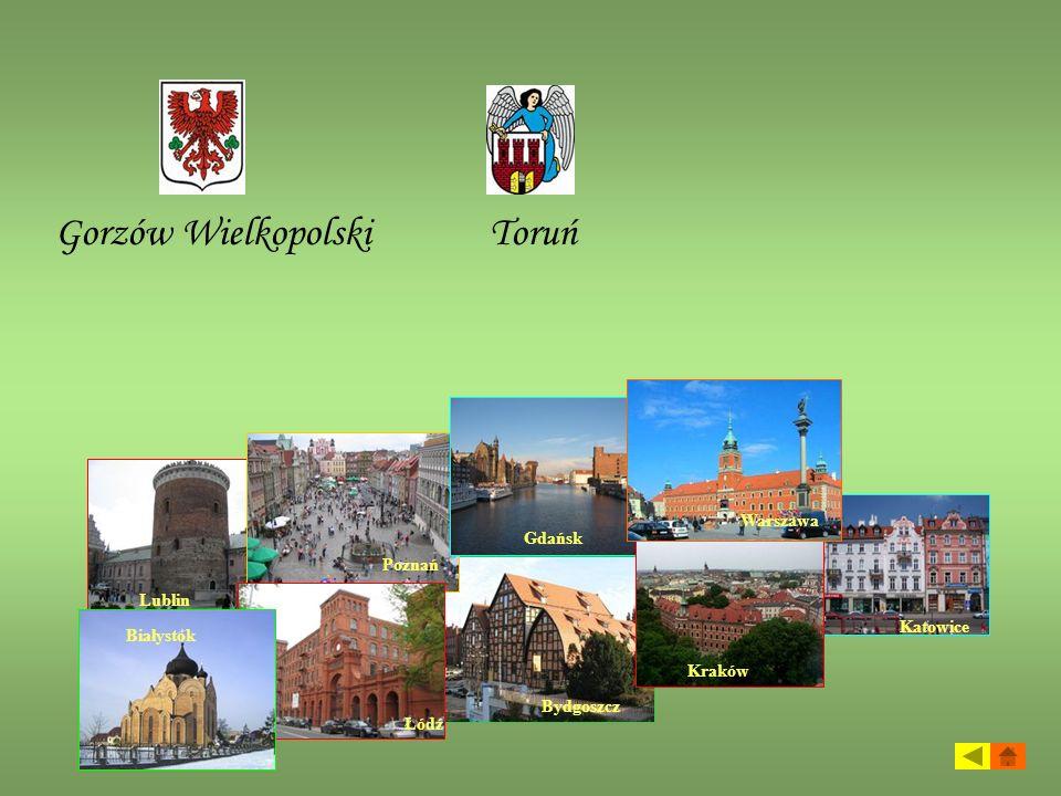 Gorzów Wielkopolski Toruń