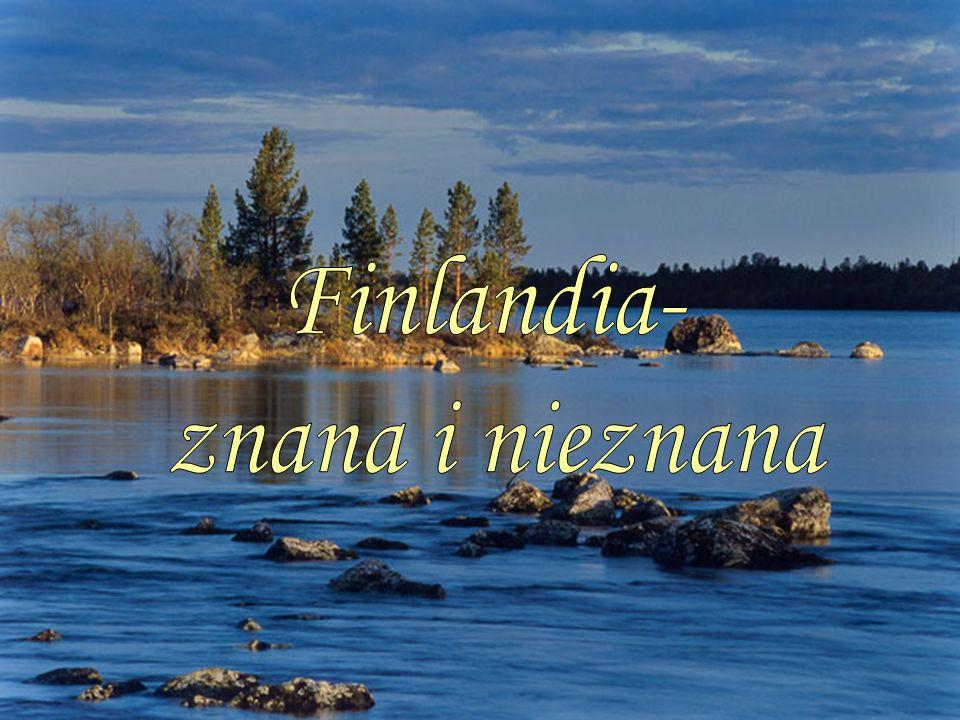 Finlandia- znana i nieznana