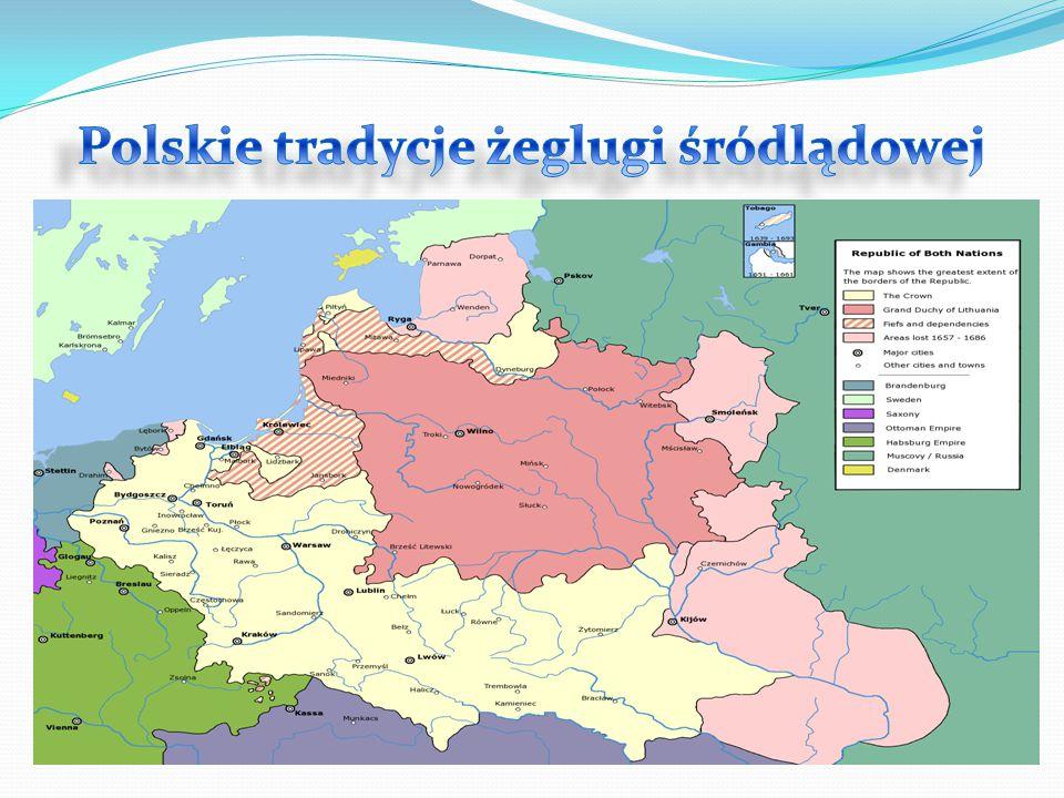 Polskie tradycje żeglugi śródlądowej