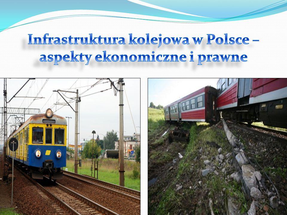 Infrastruktura kolejowa w Polsce – aspekty ekonomiczne i prawne