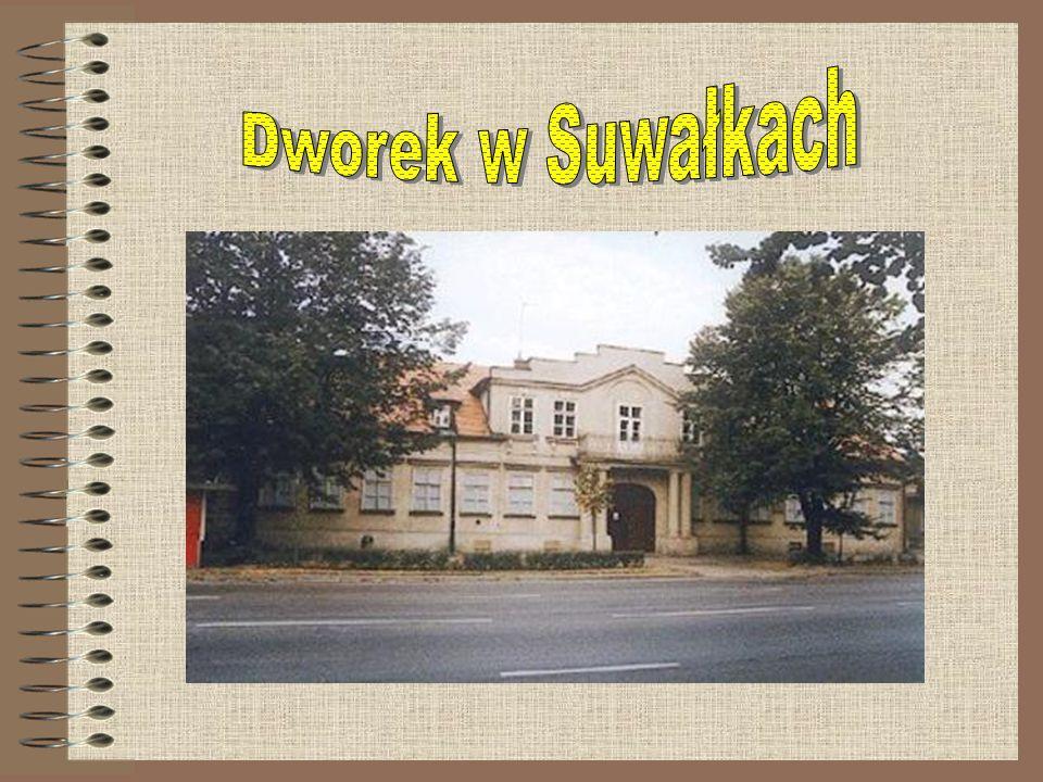 Dworek w Suwałkach