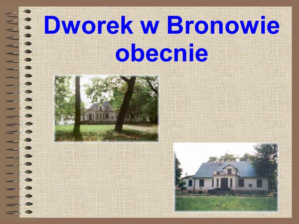 Dworek w Bronowie obecnie