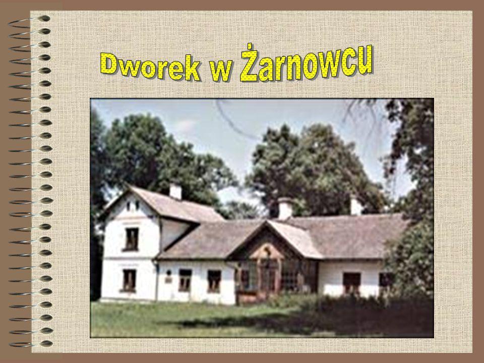 Dworek w Żarnowcu