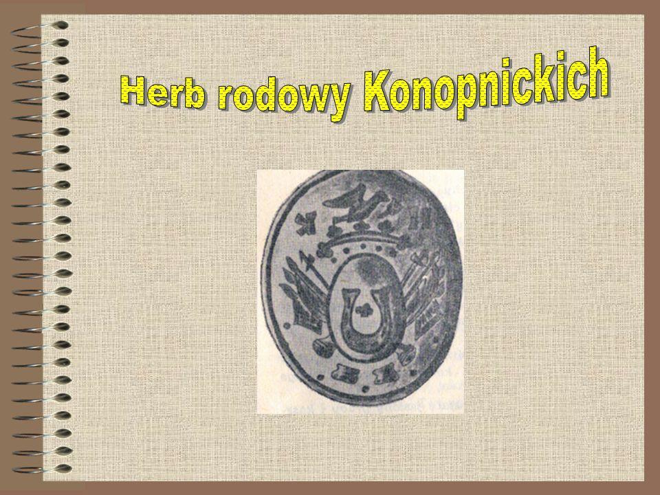 Herb rodowy Konopnickich