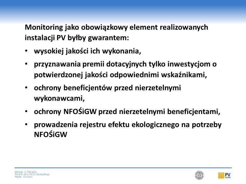 Prognoza Centrum PV PW i Polskiego Towarzystwa Fotowoltaiki w Krajowym Planie Działań