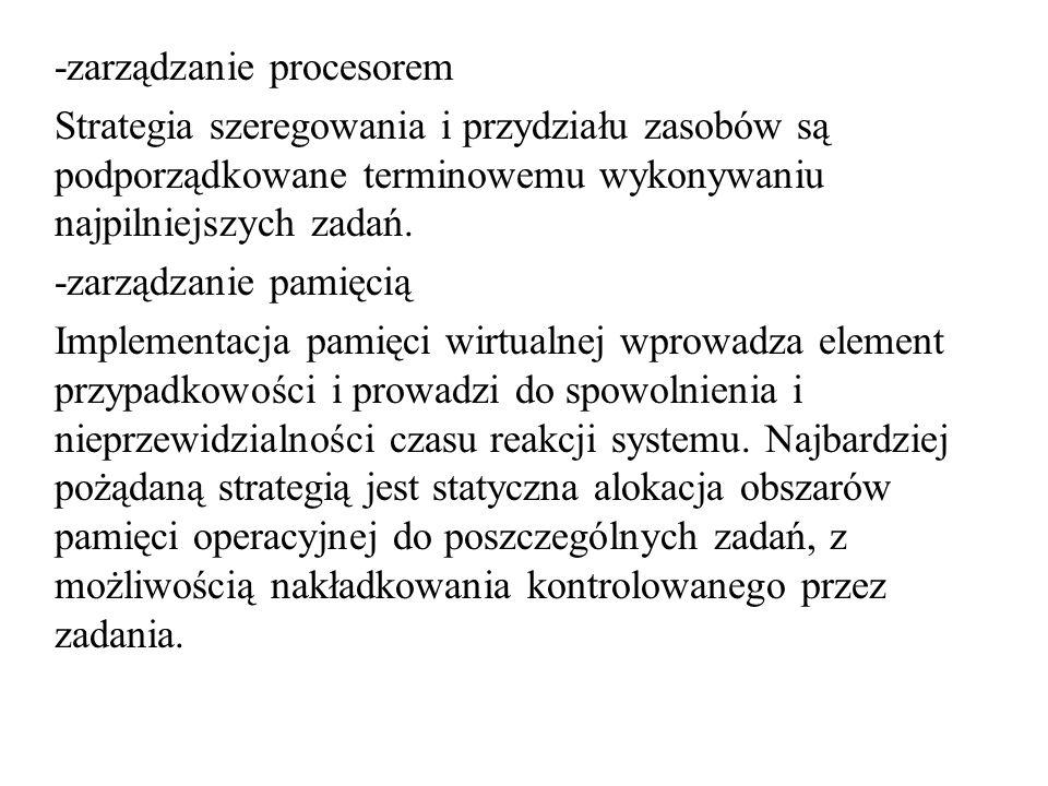 -zarządzanie procesorem
